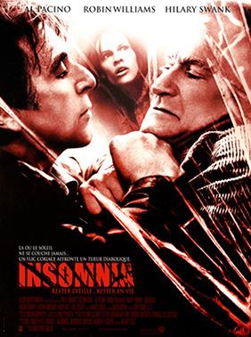 Affiche française d'Insomnia