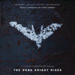 Pochette de la bande originale de The Dark Knight Rises