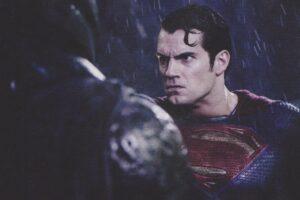 Superman face à Batman