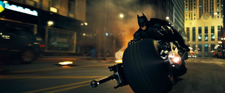 La Batmoto de The Dark Knight vendue aux enchères